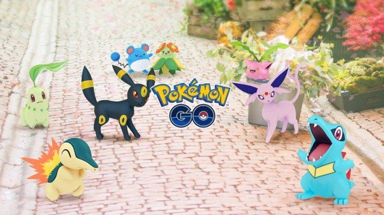 Pokémon GO : un nouvel événement met Hoenn à l'honneur