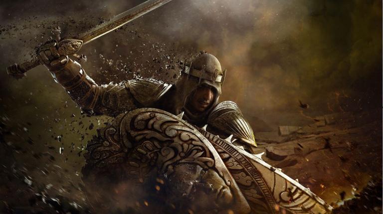 For Honor : Ubisoft annonce un nouveau héros, Vortiger le Victimaire