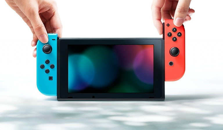 La Nintendo Switch développe sa localisation en Asie de l'Est