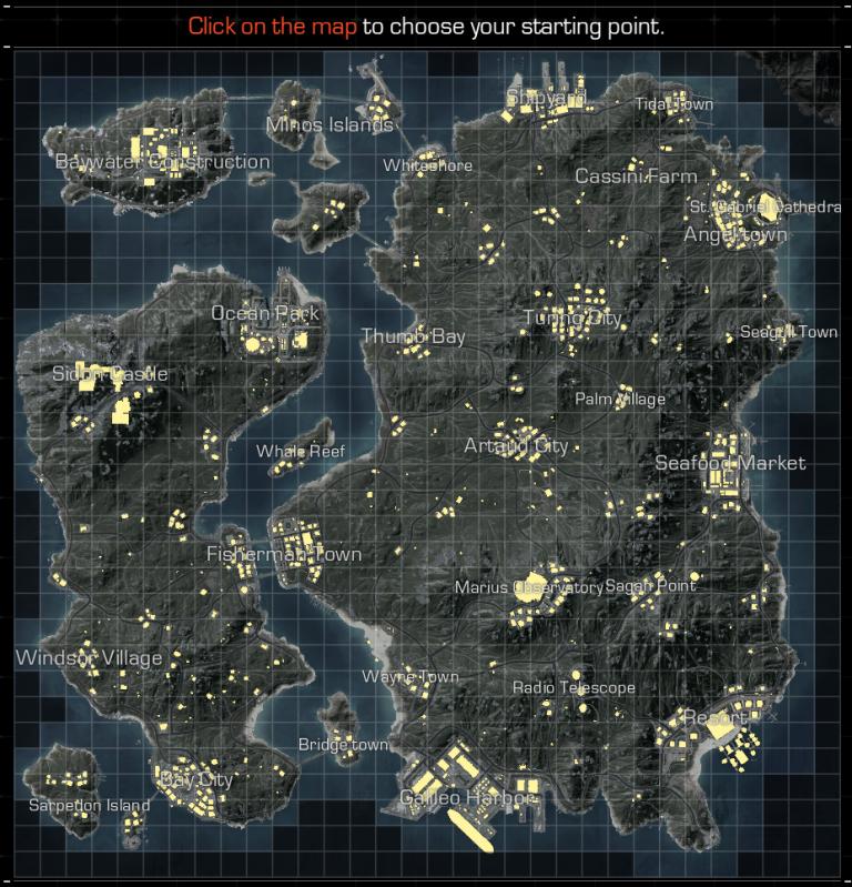Ring of Elysium : changement d'ambiance avec l'île Europa et la saison 2