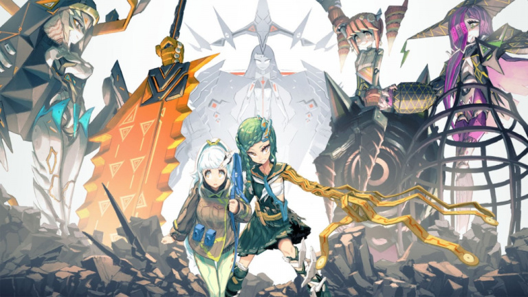 Game Freak (Pokémon) et Rising Star annoncent Giga Wrecker Alt. sur consoles