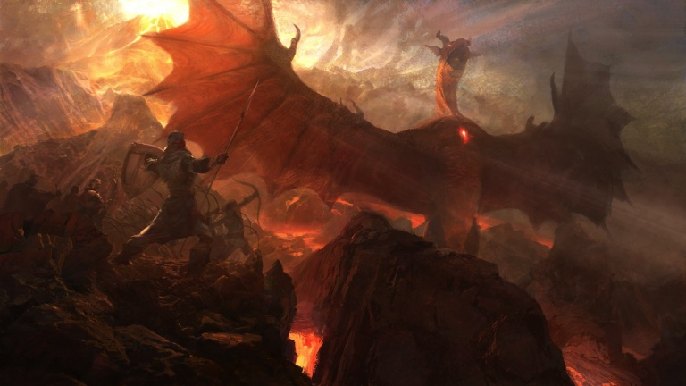Dragon's Dogma : un rapide aperçu de la version Nintendo Switch