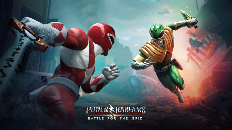 Power Rangers : Battle for the Grid annoncé sur consoles et PC