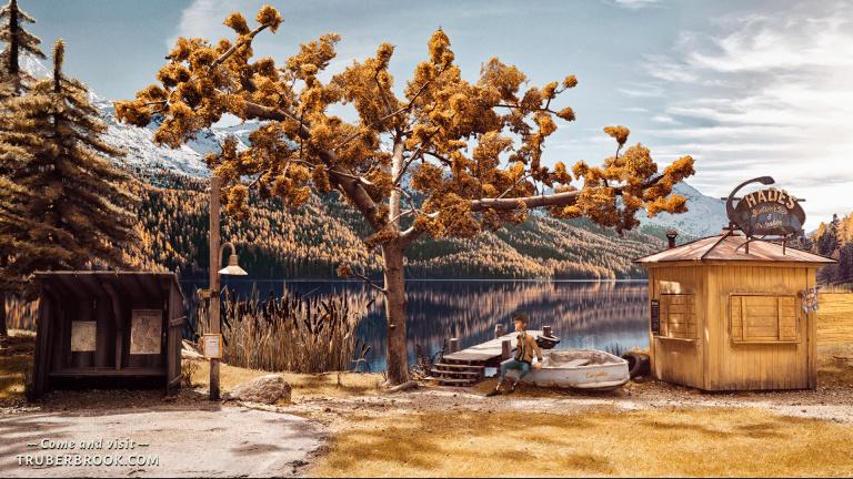 Trüberbrook : Les versions physiques PS4 et Switch arriveront en avril