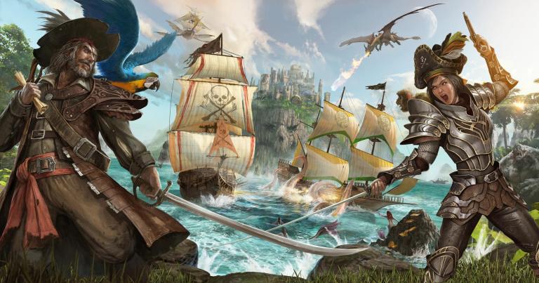 Atlas : Piratés, les serveurs ont dû être redémarrés