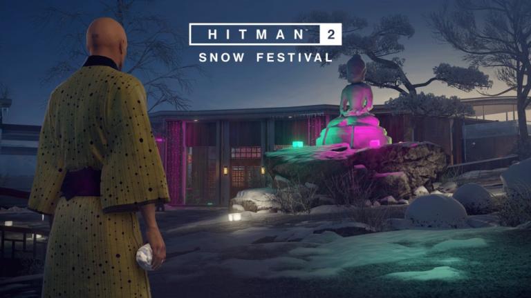 Hitman 2 : Retour à Hokkaido pour un événement spécial