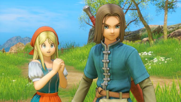 Dragon Quest XI : la version Switch évoquée en stream ce vendredi