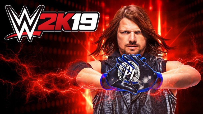 WWE 2K19 : Le pack Stars Montantes est disponible