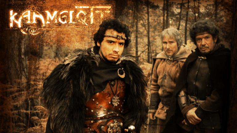 Le film enfin en tournage — Kaamelott