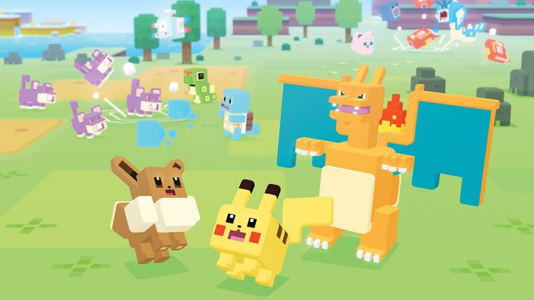 Pokémon Quest : dix millions de téléchargements pour le free to play cubique