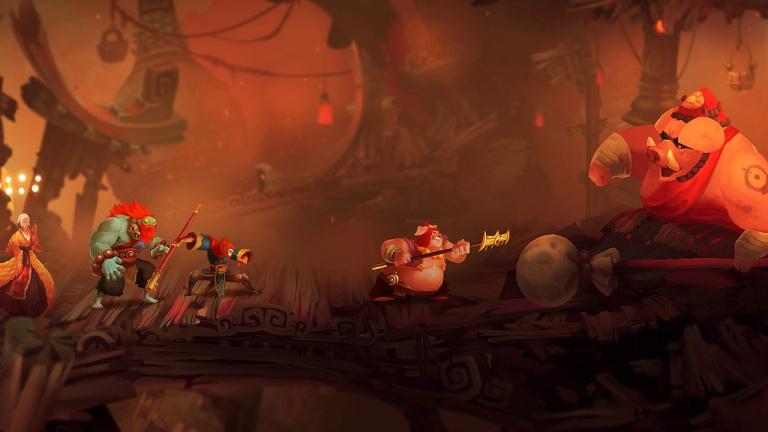 Indie Highlights : Unruly Heroes - le platformer 2D coop est disponible