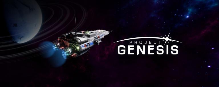 Project Genesis : le jeu de survie spatial prépare son alpha fermée