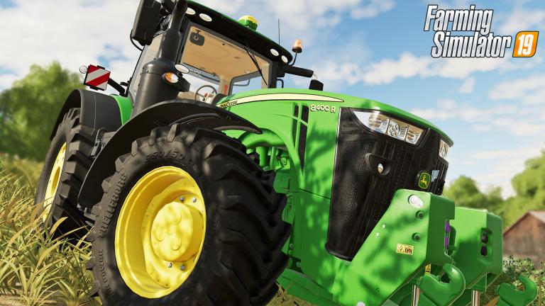 Farming Simulator devient un sport électronique