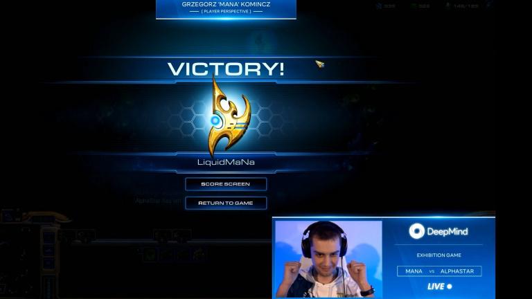 L'IA DeepMind bat les professionnels de Starcraft II sur le score de 10 à 1