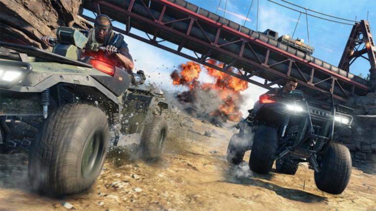 Call of Duty : un nouveau nerf à venir pour l'armure et les grenades dans Blackout