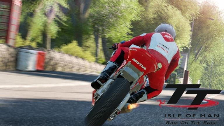 TT Isle of Man : le jeu de moto listé sur Nintendo Switch