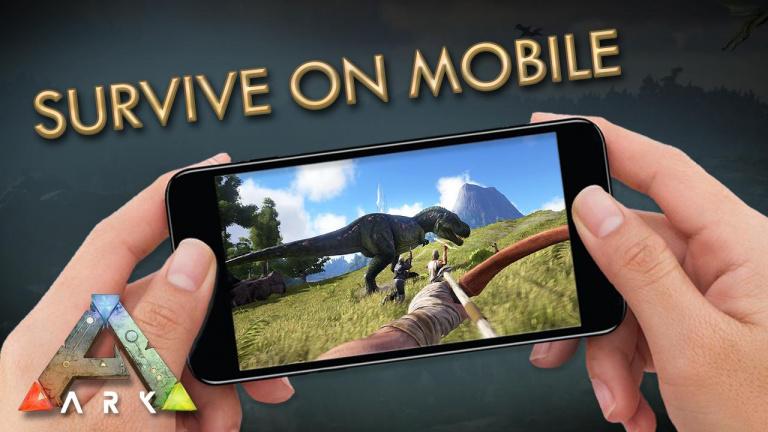 Ark : Survival Evolved - la version mobile désormais traduite en français