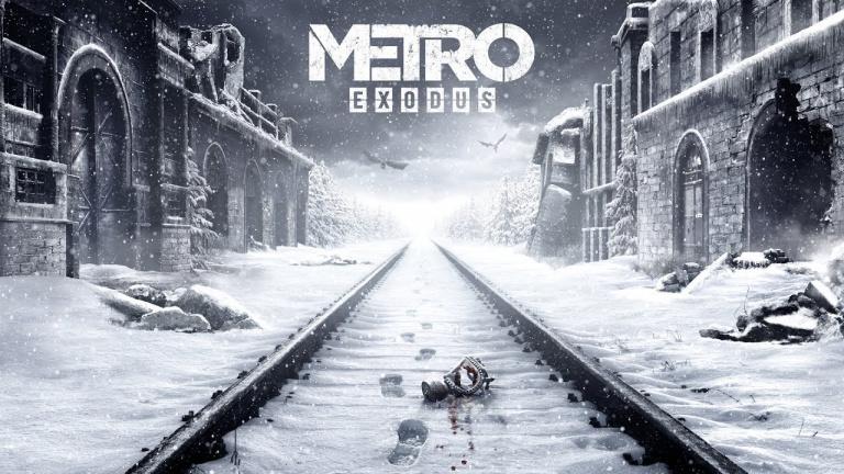 Metro Exodus: prendra beaucoup de place sur votre disque dur !