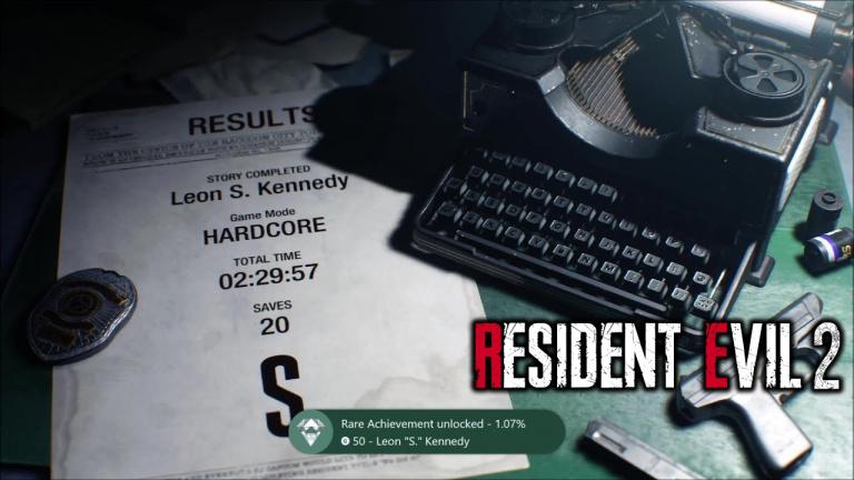Resident Evil 2 : comment obtenir le Rang S et les armes infinies ?