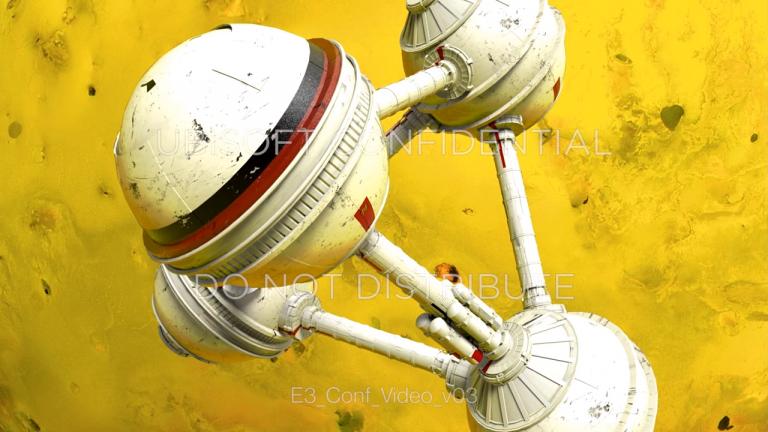 Pioneer : le jeu spatial d'Ubisoft ne serait pas annulé mais rebooté