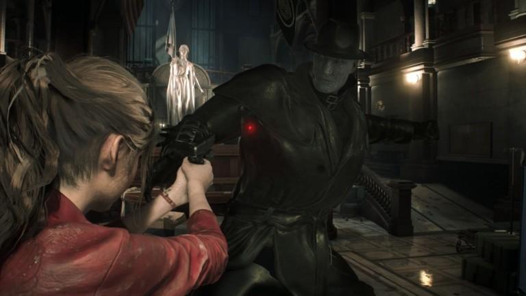 Resident Evil 2 : 79% des joueurs ont choisi Leon pour le remake