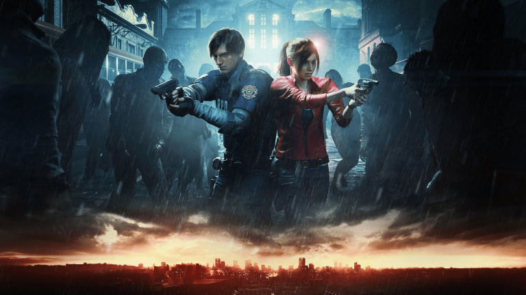 Resident Evil 2 : Chris Redfield aperçu dans les fichiers du jeu et jouable via un mod