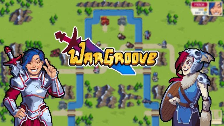 WarGroove : des mises à jour et des DLC au programme