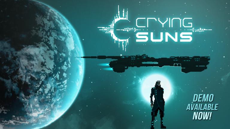 Crying Suns : la démo du rogue-lite narratif améliore son gameplay