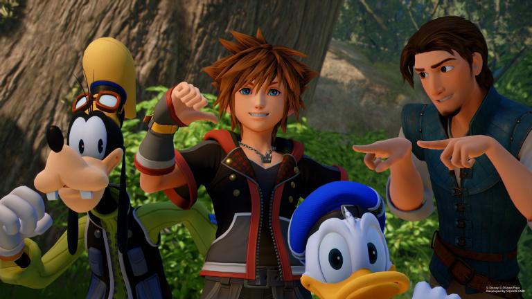 Kingdom Hearts III : Meilleur lancement de la série au Royaume-Uni