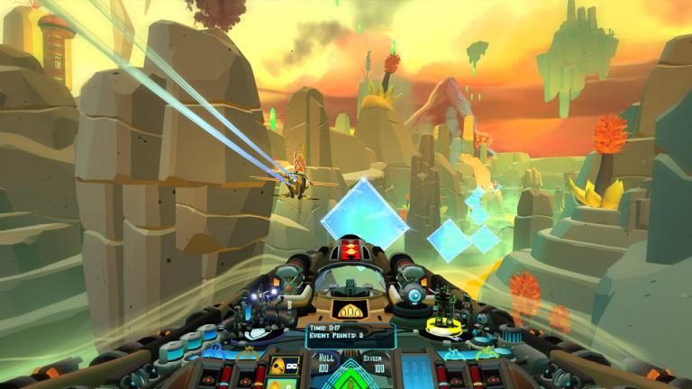 Bow to Blood : le jeu de combat aérien s'exporte sur PC, Switch et Xbox One