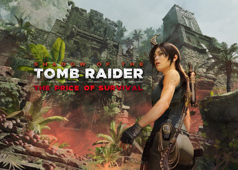 Shadow of the Tomb Raider date son quatrième DLC, The Price of Survival