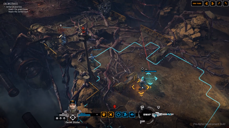 Phoenix Point : le jeu tactique de Julian Gollop (XCOM) reporté à septembre