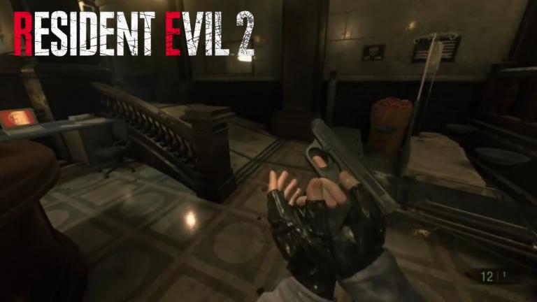 Resident Evil 2 jouable à la première personne : comment installer le mod immersif sur PC