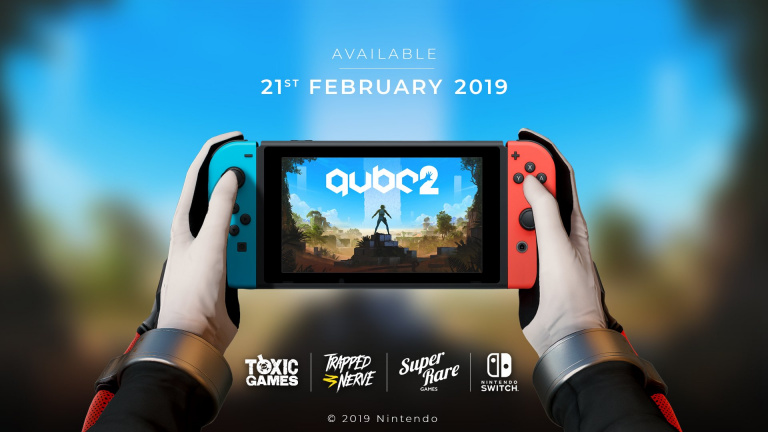 Q.U.B.E. 2 : le puzzle-game arrive sur Switch le 21 février