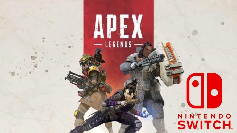 Apex Legends sur Switch / Nintendo Switch ?