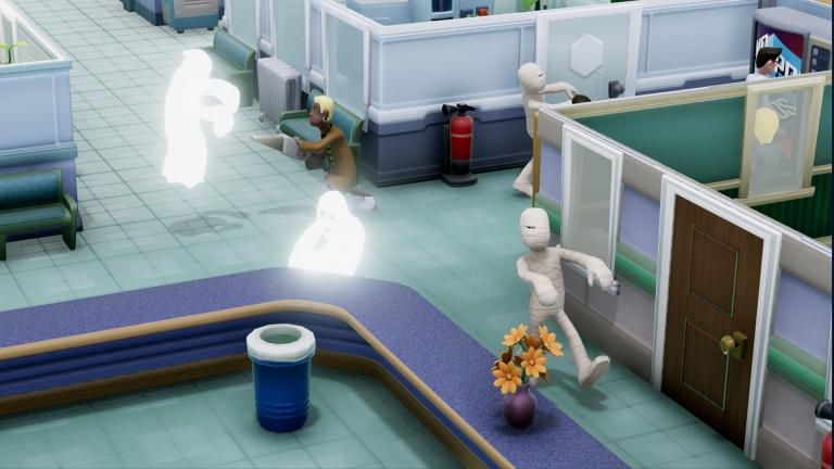 Two Point Hospital transforme les joueurs en décorateurs avec une mise à jour