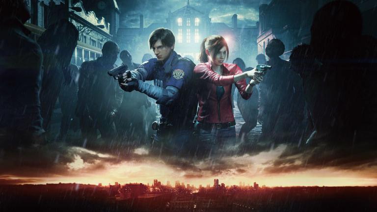 Resident Evil 2 est le jeu le plus vendu en janvier sur le PS Store