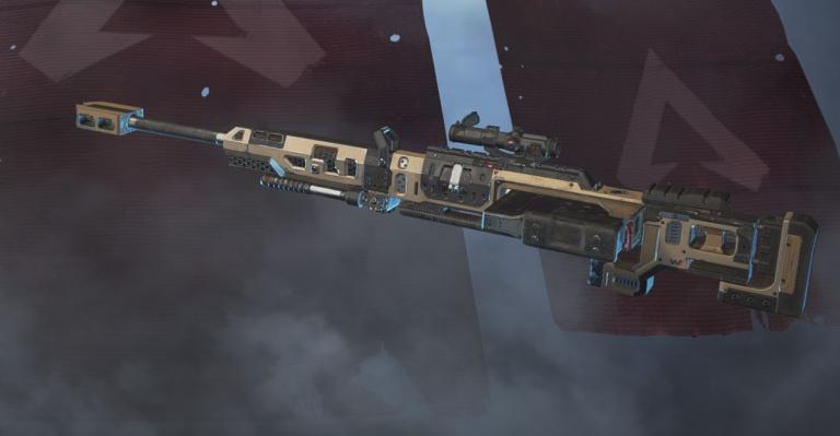 Kraber .50-CAL Sniper