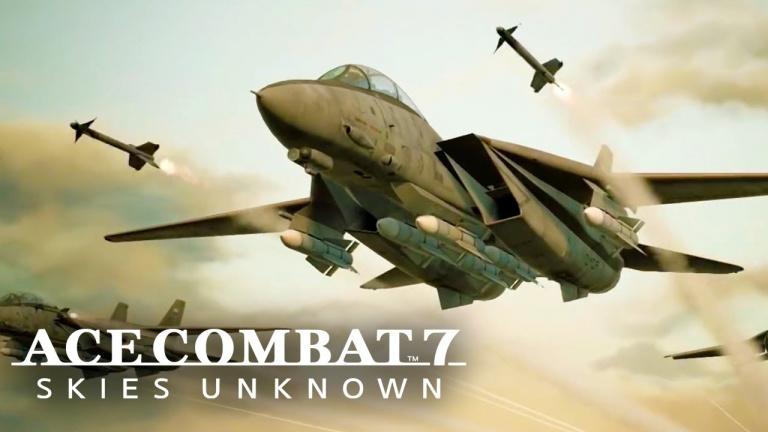 Ace Combat 7 : le season pass arrivera cet été