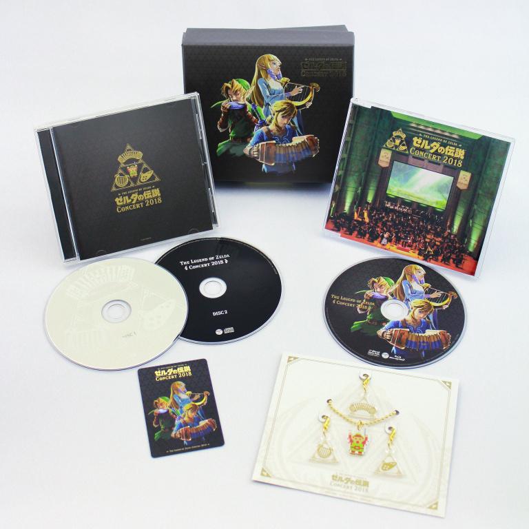The Legend of Zelda Concert 2018 : L'album de la tournée se présente