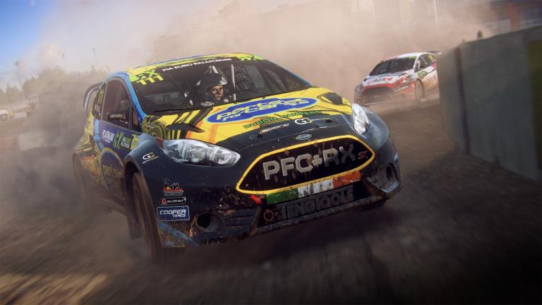Dirt Rally 2.0 : De la VR, mais pas au lancement