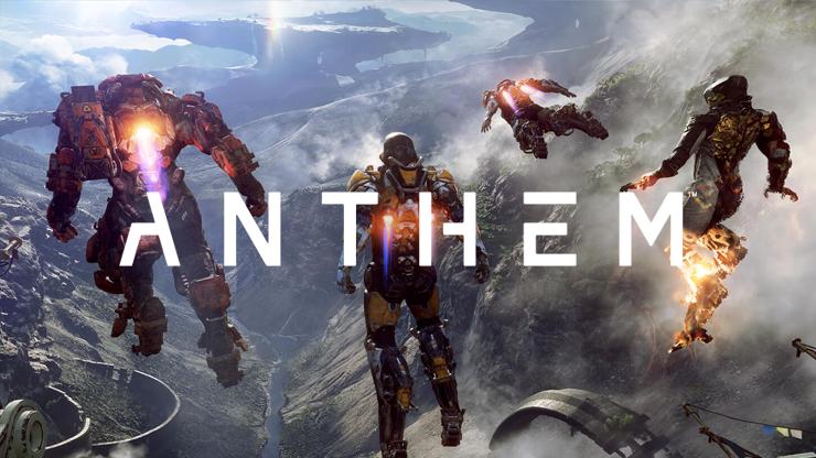 Anthem : les trophées et succès dévoilés