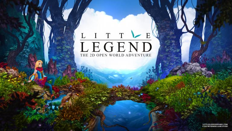 Little Legend réussit sa campagne sur Kickstarter
