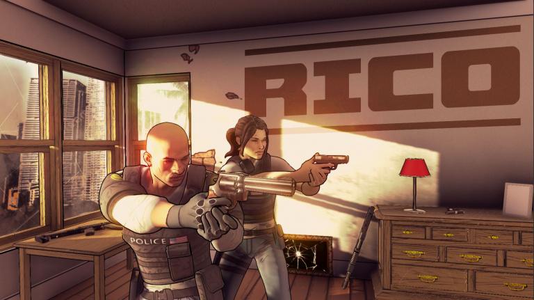 Rico : le FPS coopératif arrive en mars