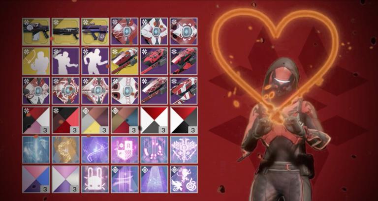 Destiny 2 : les Jours Garance de retour pour la Saint-Valentin