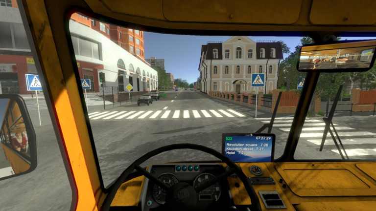 Bus Simulator arrive en mai sur PlayStation 4