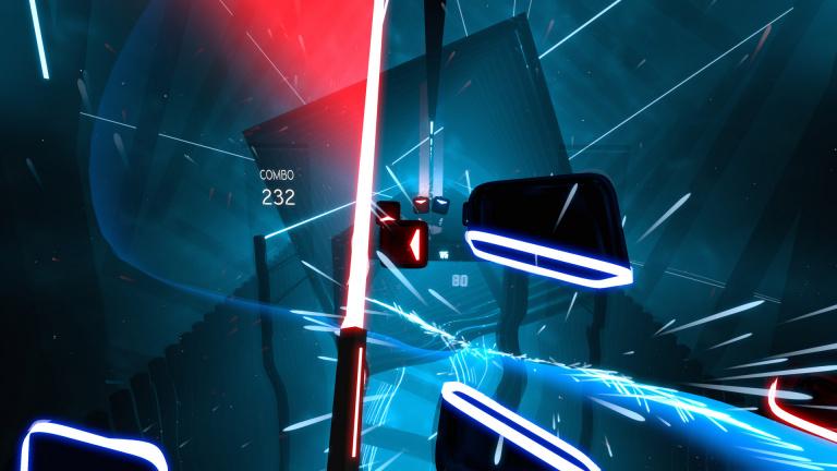 Valve VR doit se mettre à jour pour certains experts de Beat Saber
