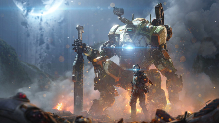 Apex Legends sorti, l'audience de Titanfall 2 reprend des couleurs
