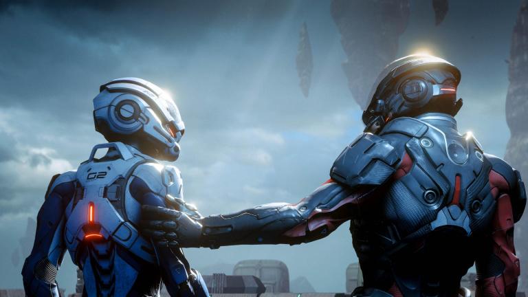 "BioWare ""n'en a pas fini"" avec la franchise Mass Effect"