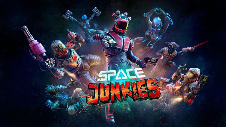 Space Junkies : Le titre VR d'Ubisoft date sa sortie